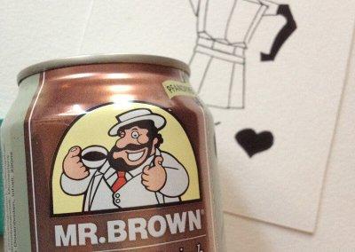 Ein Kaffee für dich! – MR.BROWN COFFEE DRINK CLASSIC