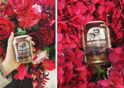 BLUMEN – MR.BROWN COFFEE DRINK CLASSIC