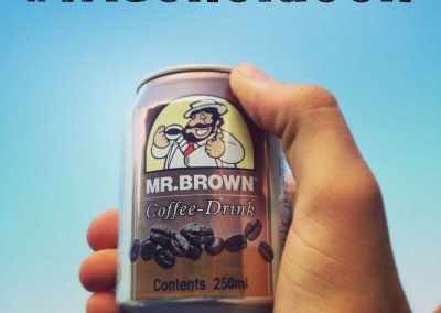 FrischeIdeen Keep Calm – MR.BROWN COFFEE DRINK