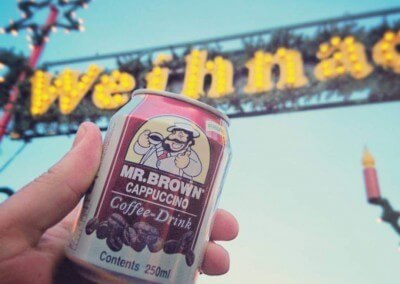 MR.BROWN Coffee Drink Cappuccino
