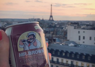 Paris – MR.BROWN COFFEE DRINK CLASSIC