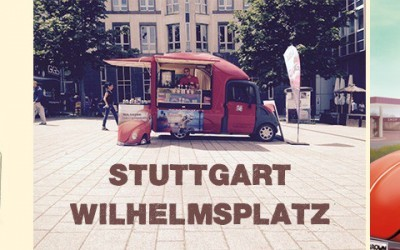 Kaffeegenuss auf MR.BROWN-Art ab heute in Stuttgart!