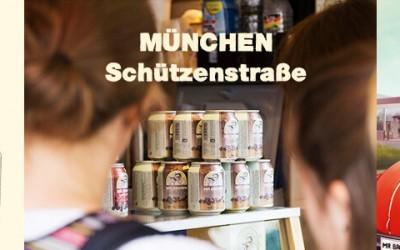 Kaffeekenner, besucht MR.BROWN in München!